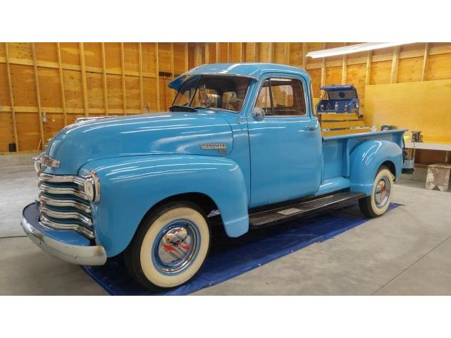 1951 Chevy 5 Window 3/4 ton Pickup | 928423