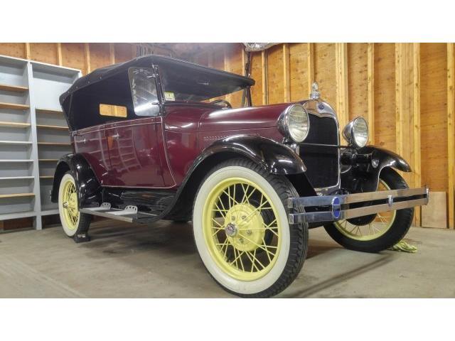 1929 Ford Phaeton | 928427