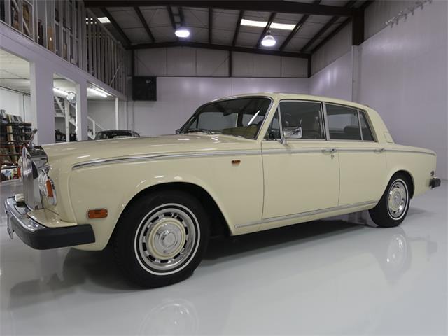 1980 Rolls-Royce Silver Shadow II | 928428