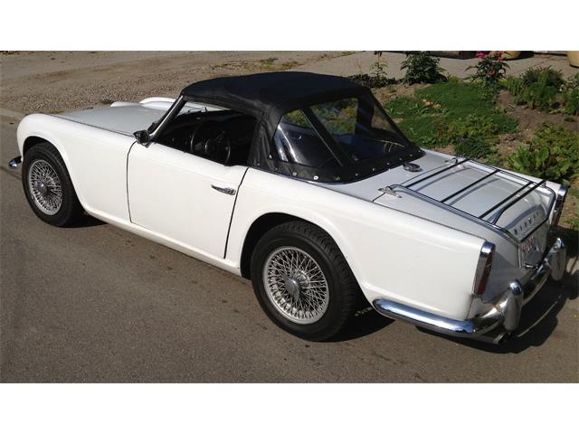 1962 Triumph TR4 | 928435