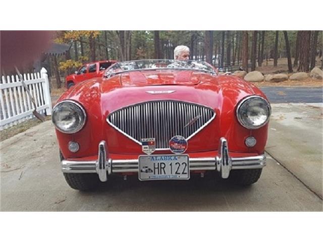 1956 Austin-Healey 100-4 | 928437