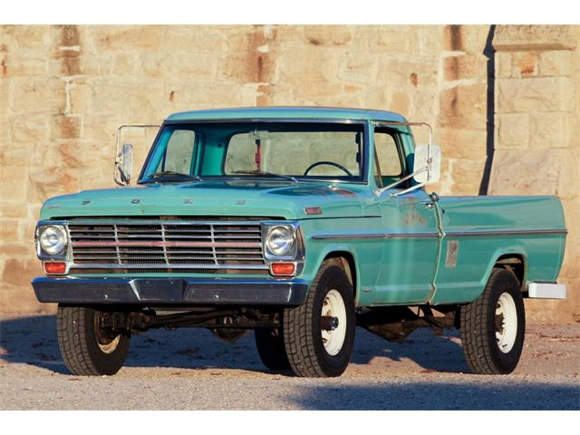 1967 Ford F100 | 928439