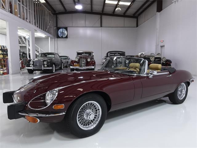 1974 Jaguar E-Type Series III OTS | 928440