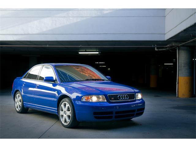 2000 Audi S4 | 928441