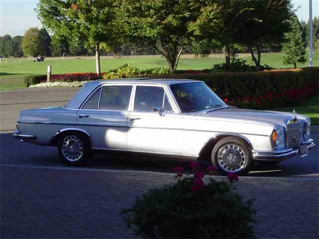1969 Mercedes-Benz 280SE | 928448
