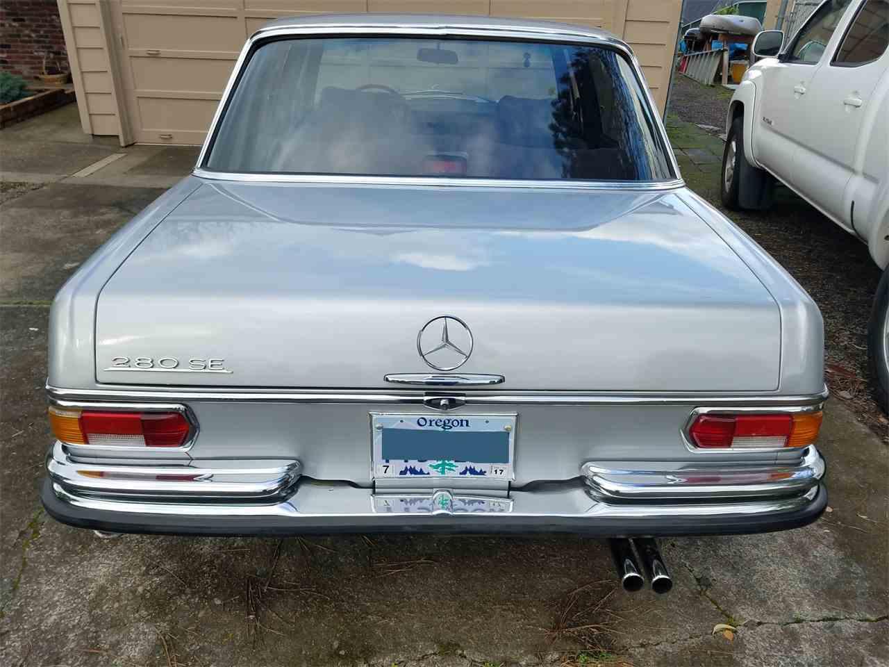 1969 mercedes benz 280se for sale cc for Mercedes benz portland oregon