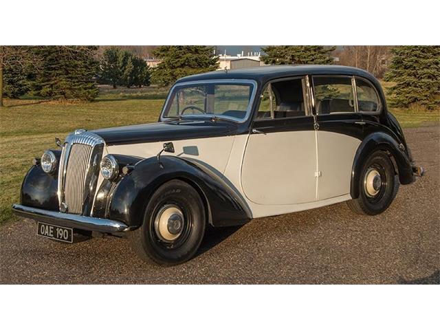 1953 Daimler Consort | 928454