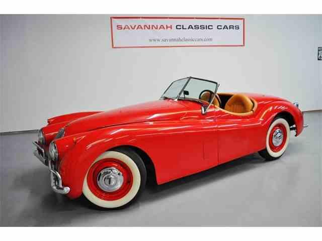 1954 Jaguar XK | 920846