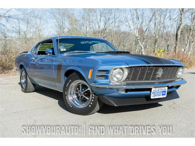1970 Ford Mustang | 928461
