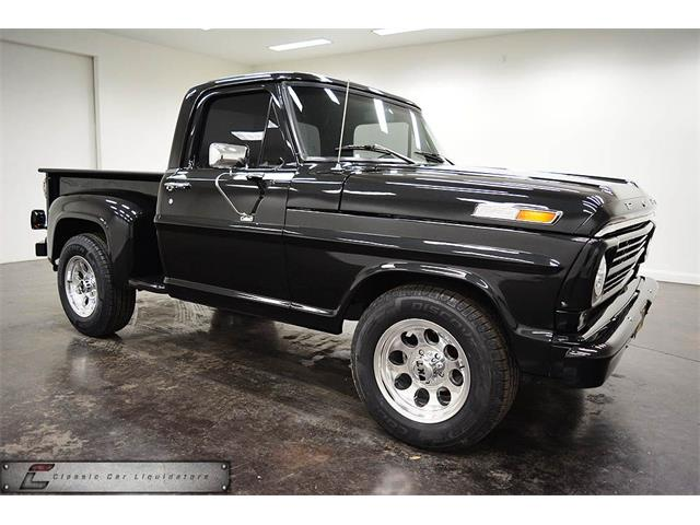 1969 Ford F100 | 928467