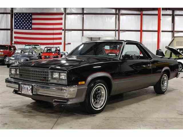 1986 Chevrolet El Camino | 928469