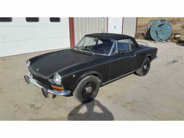 1969 Fiat Convertible | 920847