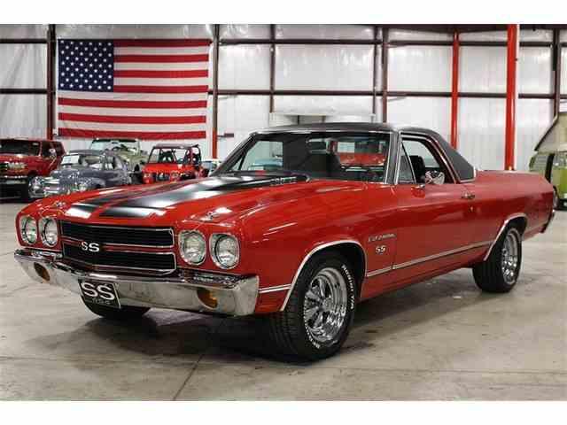 1972 Chevrolet El Camino | 928473