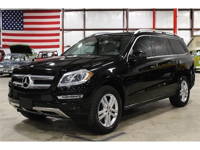 2013 Mercedes-Benz GL450 | 928475