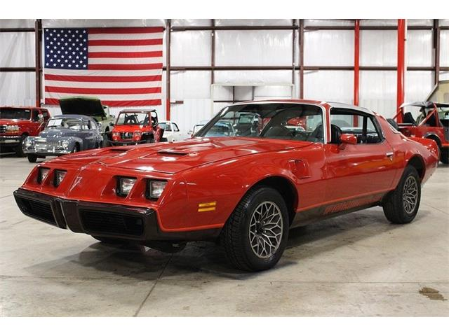 1980 Pontiac Firebird Trans Am | 928476