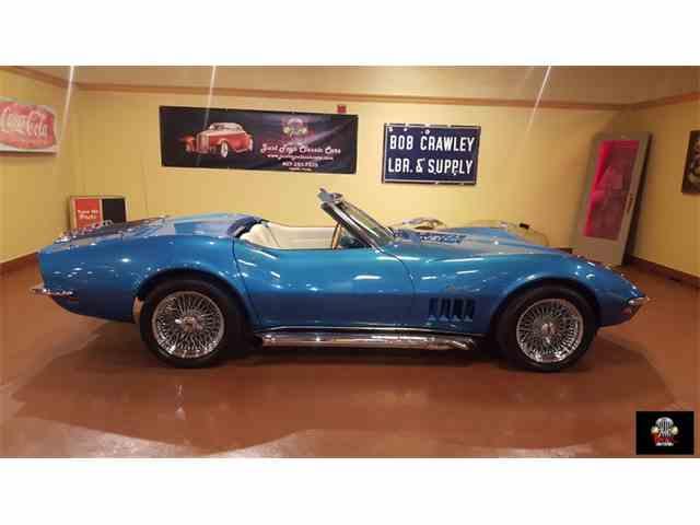 1969 Chevrolet Corvette | 928488