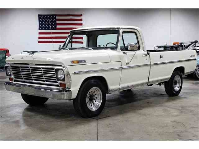 1969 Ford F250 | 928489