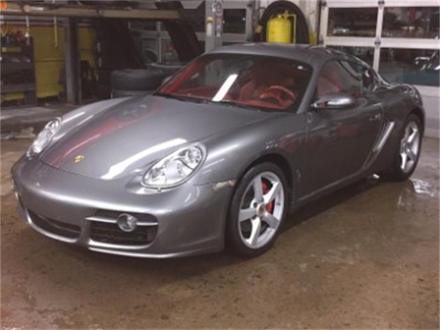 2008 Porsche Cayman | 928493