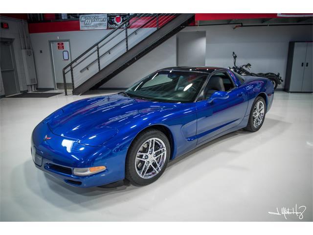 2002 Chevrolet Corvette | 928502