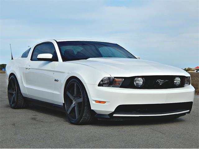 2011 Ford Mustang | 928506