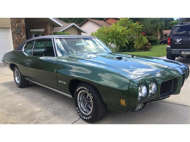 1970 Pontiac GTO | 928513
