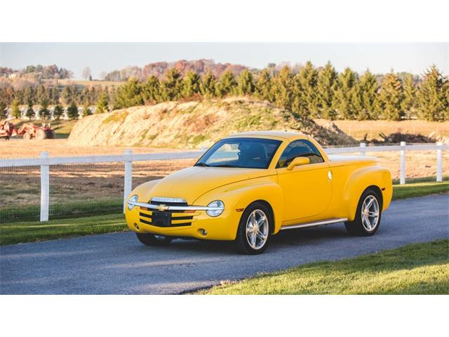 2004 Chevrolet SSR | 928518
