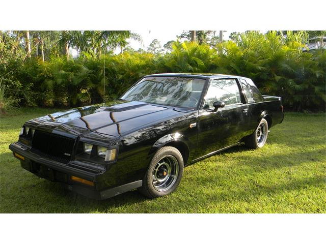 1987 Buick Grand National | 928519