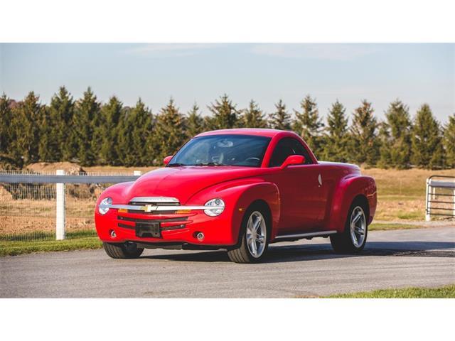 2003 Chevrolet SSR | 928520
