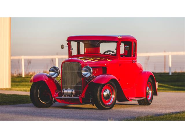 1930 Ford 5-Window Coupe | 928521