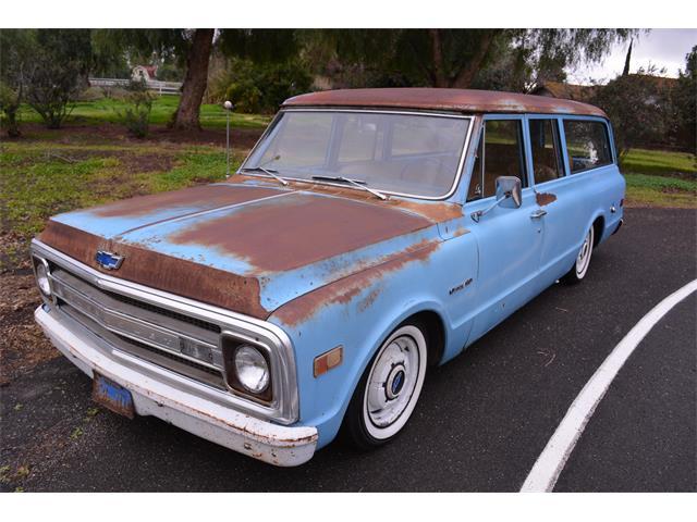 1969 Chevrolet Suburban | 928522