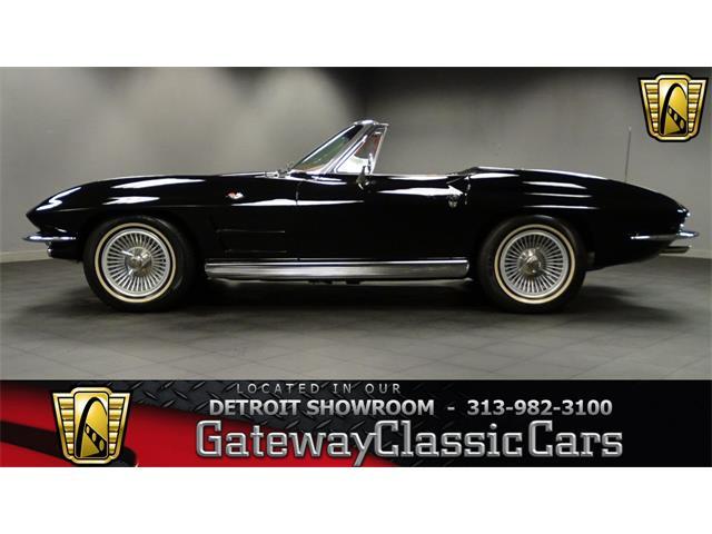 1963 Chevrolet Corvette | 928523