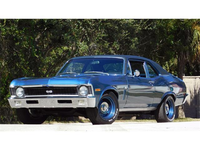 1970 Chevrolet Nova | 928526