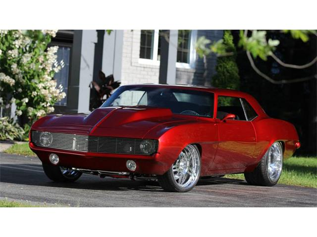 1969 Chevrolet Camaro | 928527
