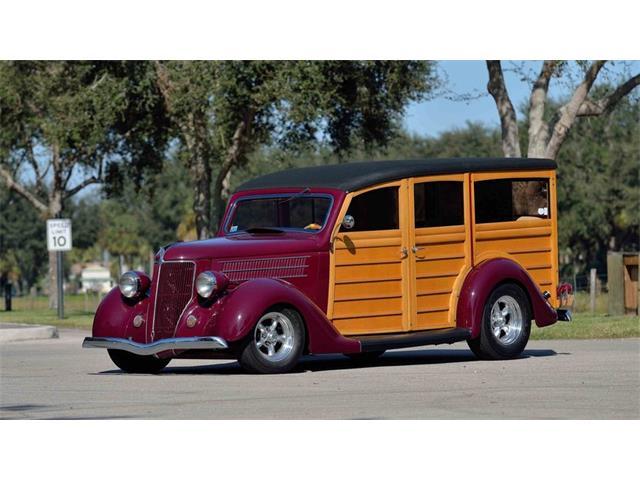 1936 Ford Woody Wagon | 928531