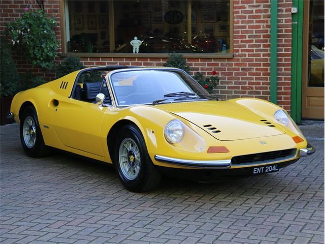 1973 Ferrari Dino 246 GTS RHD E Series | 928534