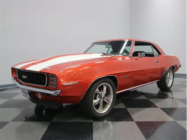 1969 Chevrolet Camaro RS | 928537