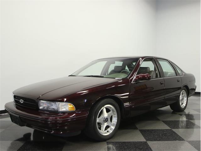 1996 Chevrolet Impala SS | 920854