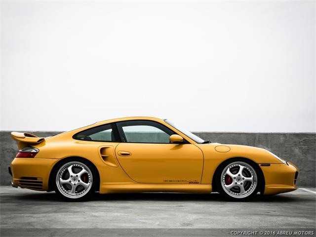 2002 Porsche 911Turbo/ Gemballa  BiTurbo | 928544