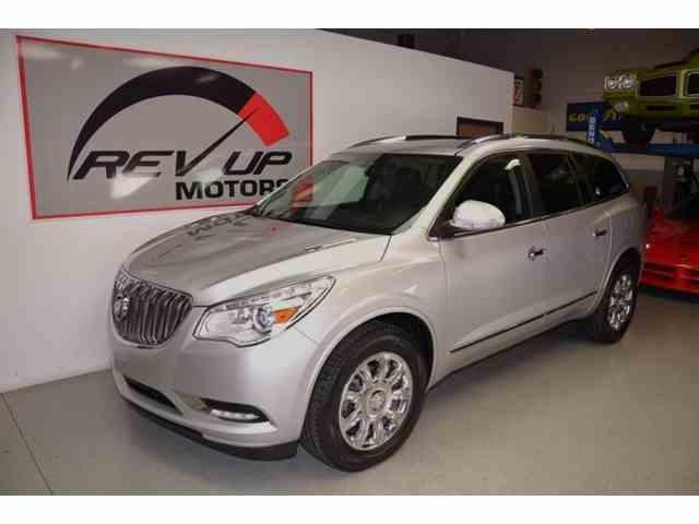 2014 Buick Enclave | 928545