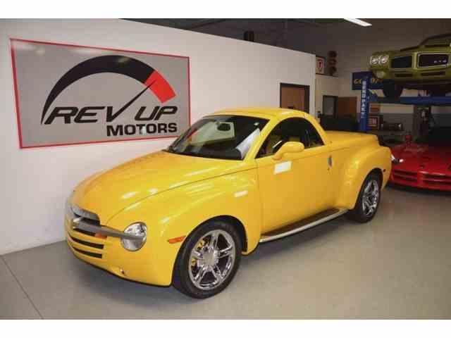 2004 Chevrolet SSR | 928546