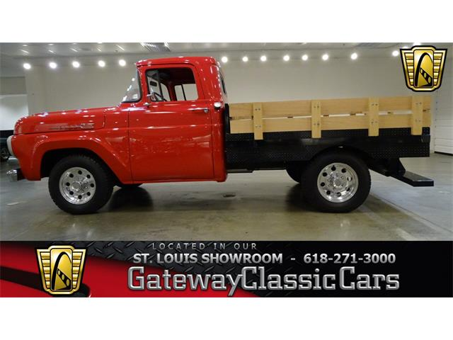 1960 Ford F250 | 928548
