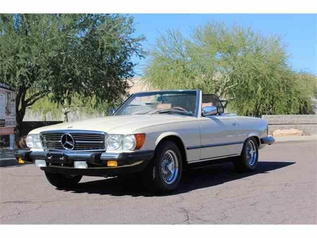 1982 Mercedes-Benz 380SL | 928560