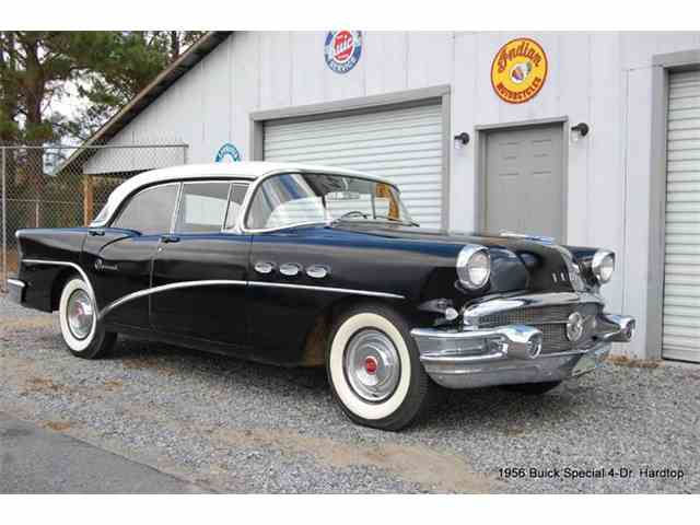 1956 Buick Special 4-Dr. Hardtop | 928564