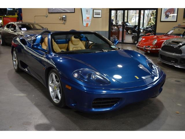 2003 Ferrari 360 | 928585