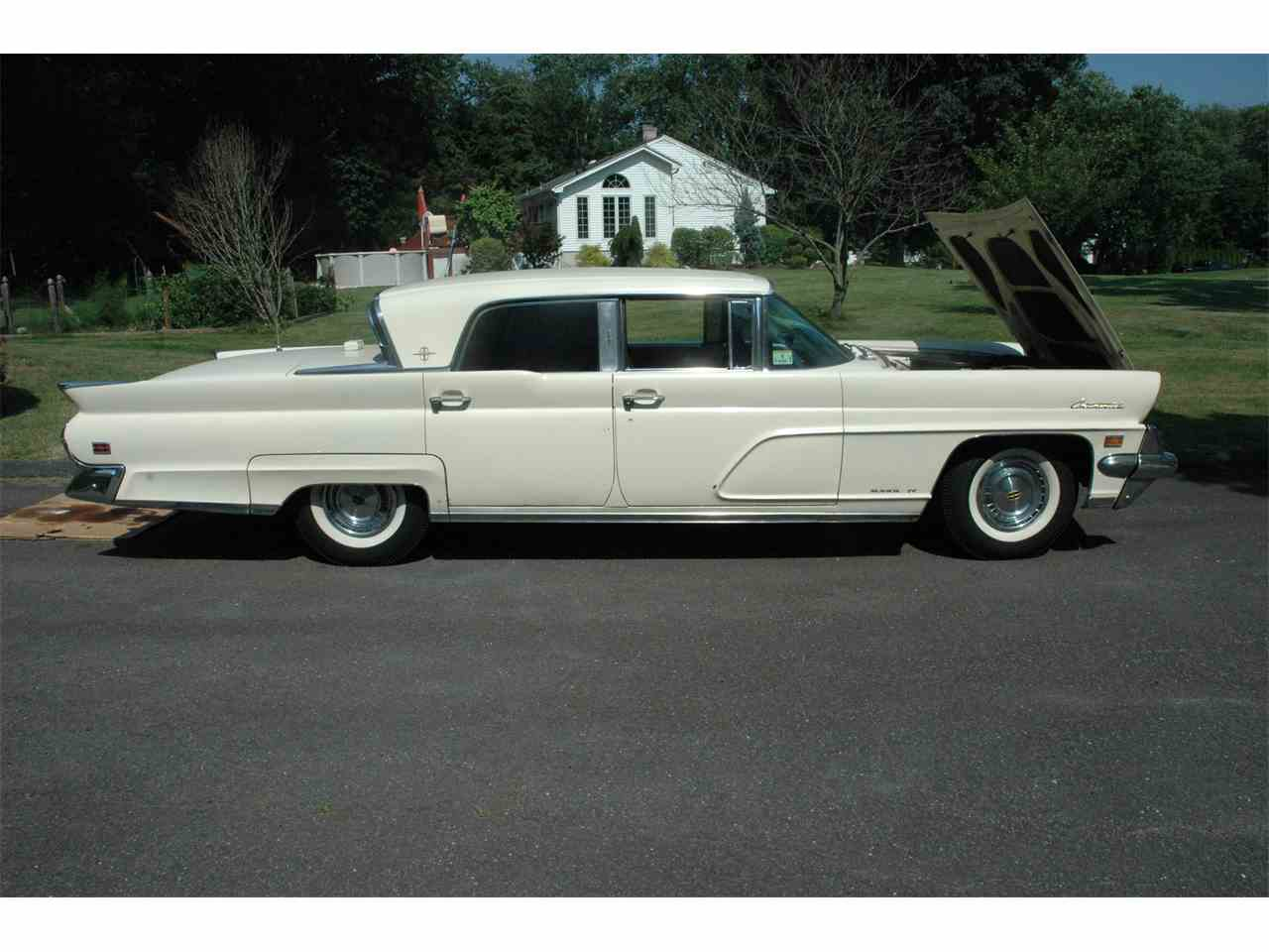 Large Picture of 1959 Continental Mark III located in New Haven Connecticut - JQJF