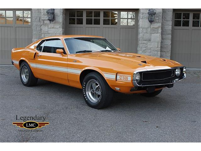 1969 Shelby GT500   928616