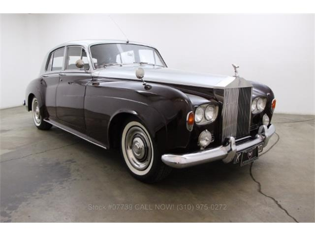 1965 Rolls Royce Silver Cloud III | 928617