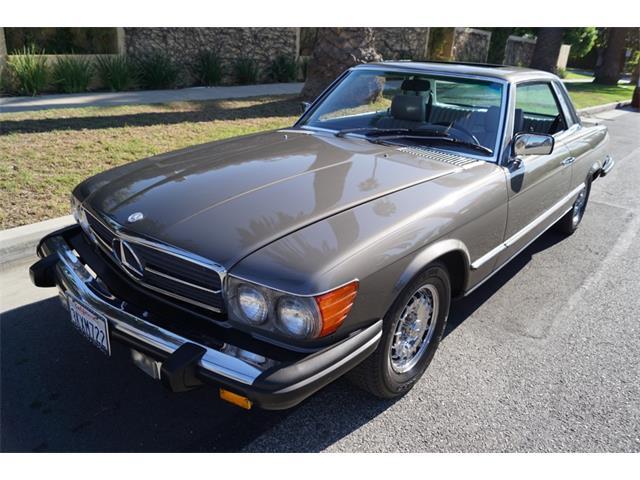 1981 Mercedes 380SLC | 928625