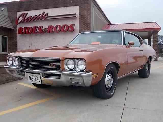 1971 Buick Gran Sport | 928626