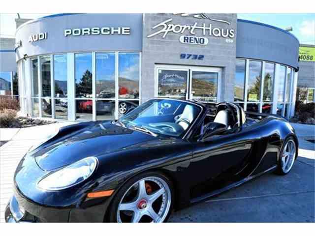 2003 Carrera GT - rebody Porsche Boxster s | 928638